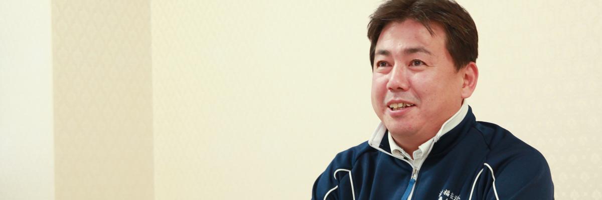 職員インタビュー:石橋寿之02